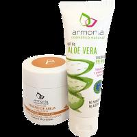 Armonia arckrém méhméreg+Aloe Vera gél