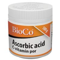 BioCo Ascorbic Acid C-vitamin por (Pingvin Product)