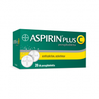 Aspirin Plus C pezsgőtabletta (20db)