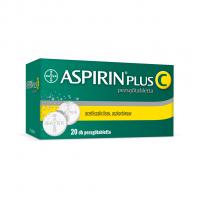 BDV Aspirin Plus C pezsgőtabletta 20x