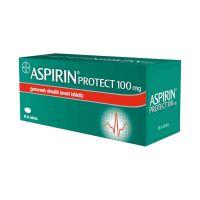 Aspirin Protect 100mg gyomornedv-ellenálló bevont tabletta (98db)