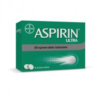 BDV Aspirin Ultra 500mg bevont tabletta 20x