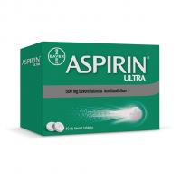 BDV Aspirin Ultra 500mg bevont tabletta 40x