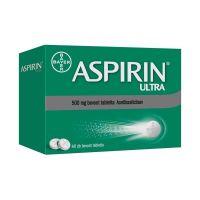 Aspirin Ultra 500mg bevont tabletta