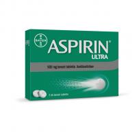 BDV Aspirin Ultra 500mg bevont tabletta 8x