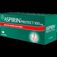 Aspirin Protect 100mg gyomornedv-ellenálló bevont tabletta (56db)
