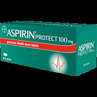 BDV Aspirin Protect 100mg gyomornedv-ellenálló bevont tabletta 98x