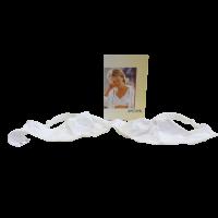 Amoena Jasmin protézis melltartó fehér 70A (Pingvin Product)
