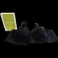 Amoena Magdalena protézis melltartó fekete 105B (Pingvin Product)