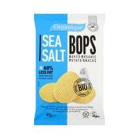 Organique burgonyás snack, tengeri sós, BIO (85g)