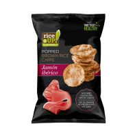 Rice Up rizs chips Spanyol sonka (60g)