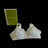 Amoena Jasmine protézis melltartó fehér 75AA