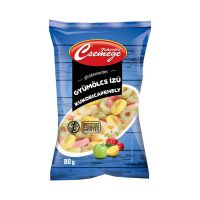 Fehértói csemege gyümölcs ízű kukorica pehely gluténmentes