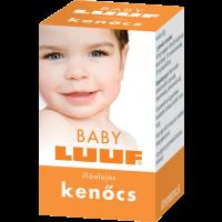 Baby Luuf illóolajos kenőcs GYÓGYSZER