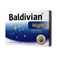 Baldivian Night bevont tabletta