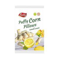 Balila kukorica párnácskák citromos krémmel töltve