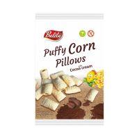 Balila kukorica párnácskák kakaós krémmel töltve