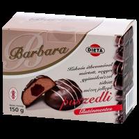 Barbara gl. mentes mézes puszedli töltött étbevon.