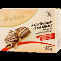 Barbara Kajszis linzer (Gluténmentes Bt)