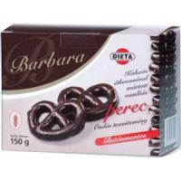 Barbara gluténmetnes vaníliás perec étcsokiban