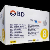 Micro-Fine Pen inj. tű B-D 30G (Pingvin Product)