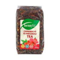 Benefitt csipkebogyó és hibiszkusz tea (Pingvin Product)