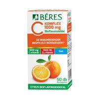 Béres C Komplex 1000 mg bioflavonoiddal filmtabletta