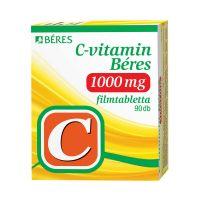 Béres C-vitamin 1000mg filmtabletta