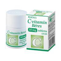 C-vitamin Béres 50 mg tabletta