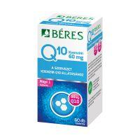 Béres Koenzim Q10 60 mg étrendkiegészítő tabletta (Pingvin Product)