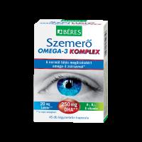 Béres Szemerő Omega3 Komplex lágyzselatin kapszula