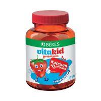 Béres VitaKid Kalcium+D3-vitamin Gumivitamin
