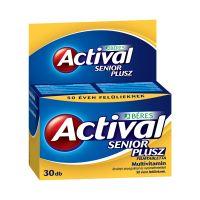 Actival Senior Plusz filmtabletta (30db) (hdpe tartályban)