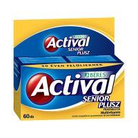 Actival Senior Plusz filmtabletta (60db) (hdpe tartályban)