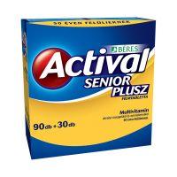 Actival Senior Plusz filmtabletta (90db+30db) (hdpe tartályban)