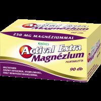 Actival Extra Magnézium filmtabletta (Pingvin Product)