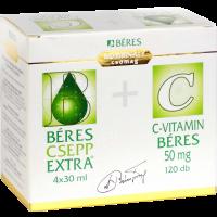 Béres Csepp Extra bels.old.csepp+C-vitamin 50 mg t