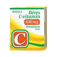 Béres C-vitamin 500mg filmtabletta (Pingvin Product)