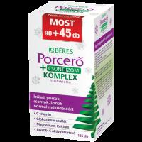 Béres Porcerő+Csont-Izom Komplex filmtableta TÉL (Pingvin Product)