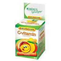 Béres Egészségtár C-vitamin rágótabletta gyerek (Pingvin Product)