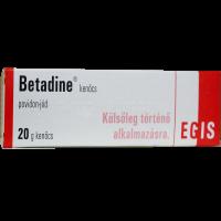 Betadine kenőcs (Pingvin Product)