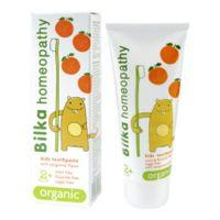 Bilka Homeopátiás fogkrém Organic 2+ mand. ízű gy.