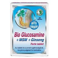 Bio -Glucosamine+MSM+ginseng forte tabl.