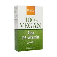 BioCo Vegan Alga D3 vitamin 2000NE tabletta