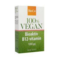 BioCo Vegan B12 1000 mcg tabletta bioaktív