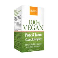 BioCo Vegan Porc-Izom Csont Komplex filmtabletta