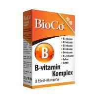 BioCo B-vitamin komplex tabletta