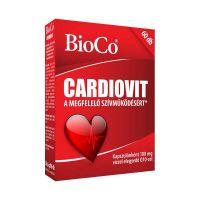 BioCo Cardiovit étrend-kiegészítő kapszula