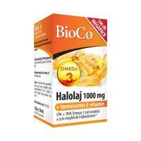 BioCo Halolaj 1000 mg E vitamin kapszula