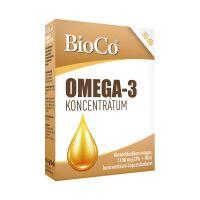 BioCo Omega-3 koncentrátum kapszula